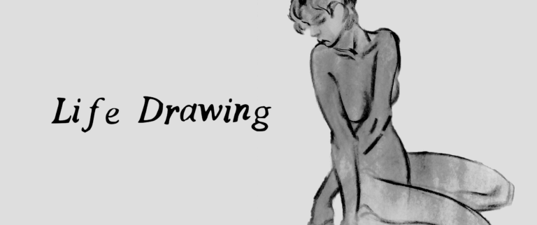 Drawings and Designs_Banners_Life Drawing