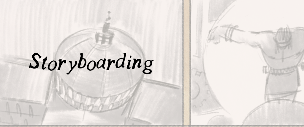 Drawings and Designs_Banners_Storyboarding
